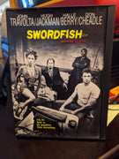 Swordfish Snapcase DVD - John Travolta Hugh Jackman Halle Berry Don Cheadle