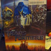Transformers The Movie (2007) DVD Michael Bay - 1 Disc Version with Slipcover