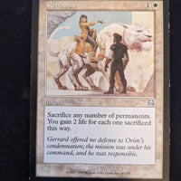 Magic The Gathering MTG Cards - Mercadian Masques - Choose From Dropdown Menu