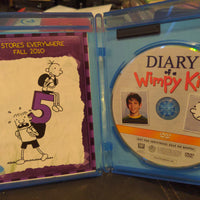 Diary Of A Wimpy Kid DVD with Insert