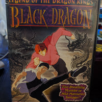 Legend Of The Dragon Kings - Black Dragon Anime DVD US Manga