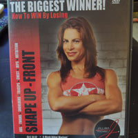 Jillian Michaels The Biggest Winner Shape Up-Front Exercise DVD