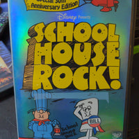 Walt Disney Presents School House Rock 30th Anniversary 2 DVD Set w/Insert Booklet