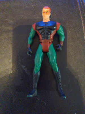 1995 Batman Forever Movie Dick Grayson / Robin Action Figure Toy