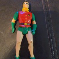 1989 Toybiz DC Super Heroes Robin - Batman Sidekick - Action Figure