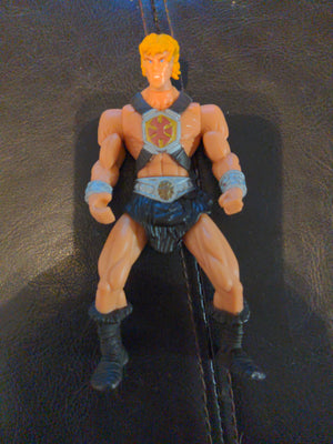 2003 McDonalds MOTU He-Man Action Figure Loose Masters of the Universe