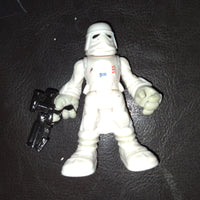"Star Wars Galactic Heroes 2.5"" Hoth Snowtrooper Action Figure"