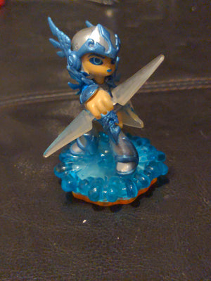 Skylanders Giants Videogame Piece Toy Figure - Lightcore Chill RARE