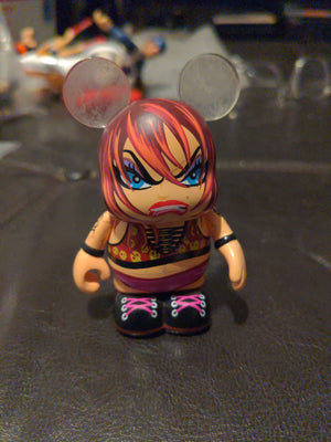 Disney Extreme Wrestlers of Vinylmation - Lisa Leglock Toy Action Figure Wrestling