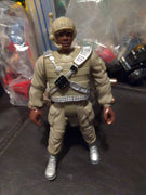 Generic Military Action Figure African American