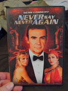 007 Never Say Never Again DVD - Sean Connery Kim Basinger w/Insert Booklet