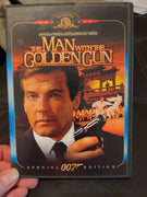 007 The Man With The Golden Gun Special Edition DVD Roger Moore w/ Insert Booklet