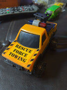1996 Buddy L Rescue Force Towing Truck
