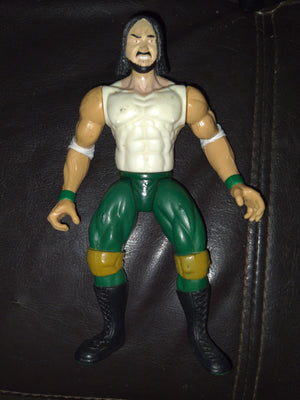 1997 Jakks WWF STOMP Series 1 Crush Wrestling Figure WWE