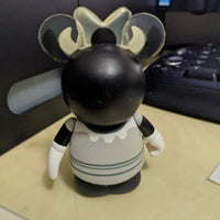 Walt Disney Vinylmation Black & White Clarabelle The Cow Figure
