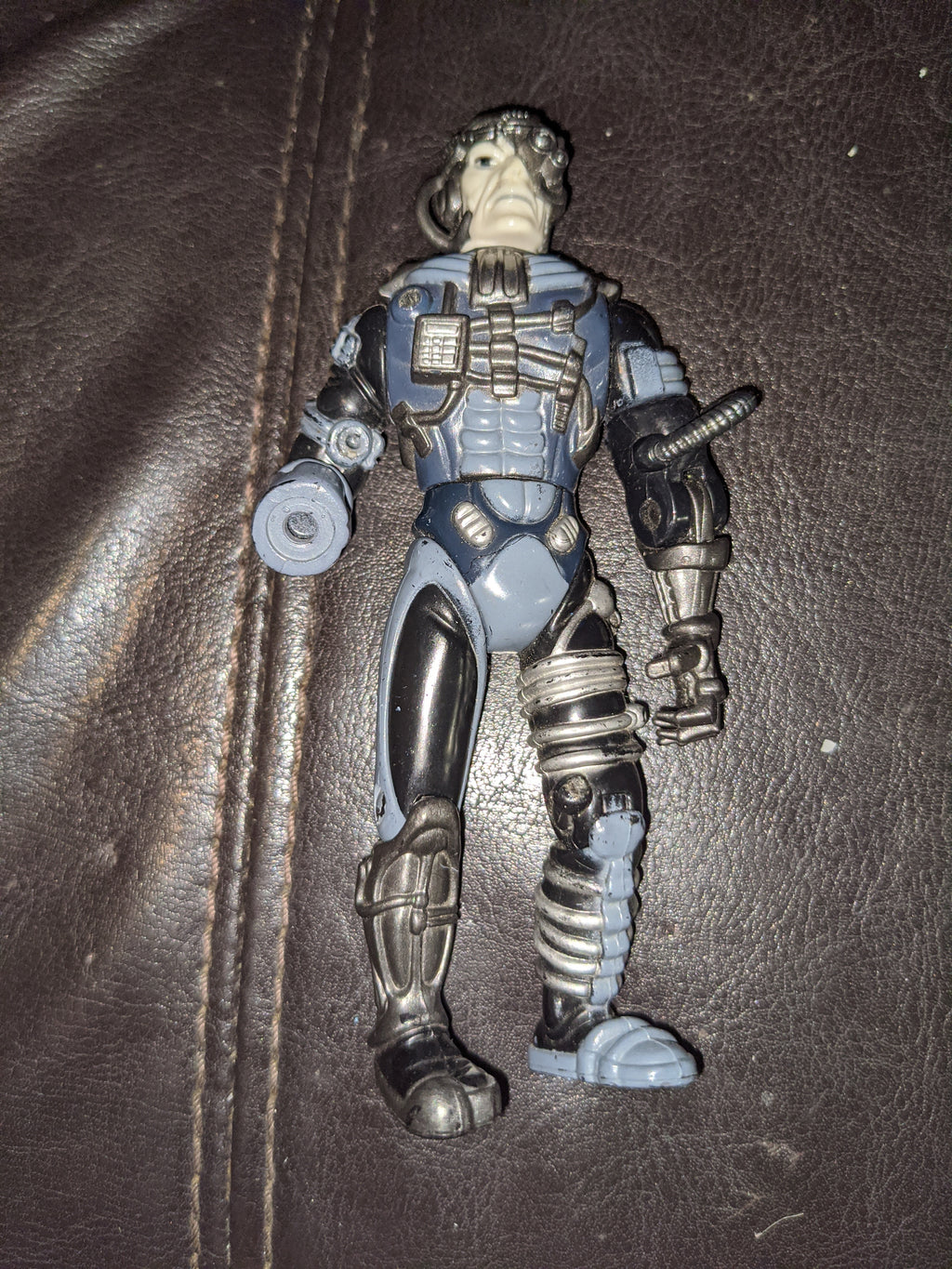 "1992 Playmates Star Trek TNG 5"" Borg Action Figure"