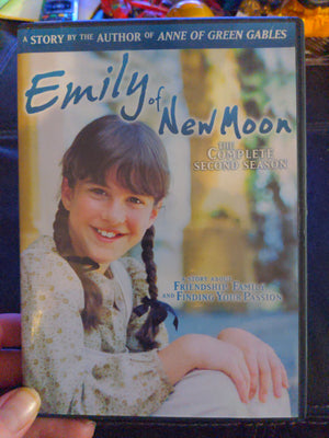 Emily Of New Moon The Complete Second Season 2 DVD Set