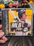 Playstation 1 PS1 MLB 2001 989 Sports Complete Videogame