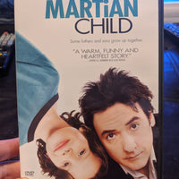 Martian Child (2009) DVD - John Cusack - Amanda Peet - Joan Cusack