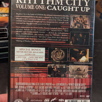 Rhythm City Volume One: Caught Up DVD - Usher Joy Bryant Clifton Powell Sean Combs