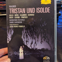 Tristan Und Isolde Richard Wagner Opera Classical Music Two DVD Set with Booklets