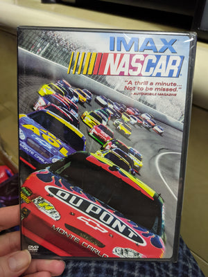 IMAX NASCAR Racing SEALED NEW DVD