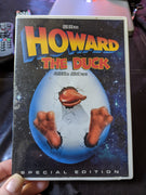 Howard The Duck Special Edition DVD - George Lucas - Marvel Comics Movie