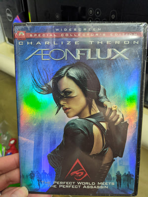Aeon Flux Widescreen Special Edition Collector's Edition SEALED NEW DVD - Charlize Theron