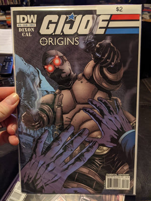 G.I. Joe Origins Comicbooks (2010) - IDW Comics - Choose From Drop-Down List