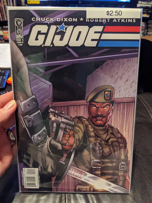G.I. Joe Comicbooks (2009) - IDW Comics - Choose From Drop-Down List