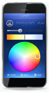 LumiFi LITE Advanced App
