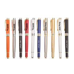 Metal Signature Ink Pen