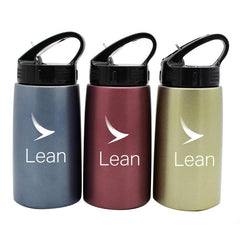 Stainless Steel Drinking Bottle With Handle And Spout