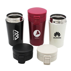 Flip Cap Vacuum Insulated Bottle