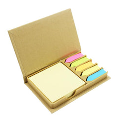 Eco-Friendly Sticky Notes Box Set