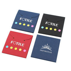 Folding Sticky Notepad Set