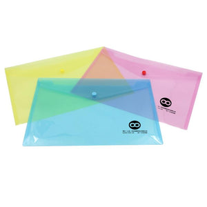 A4 See-Through Coloured Document Holder