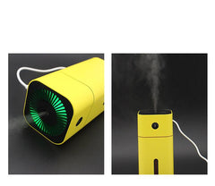 Humidifier with Colour-Changing Night Light
