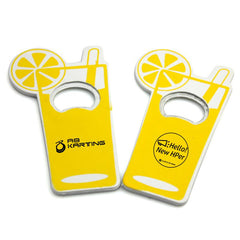 Lemonade Magnetic Bottle Opener