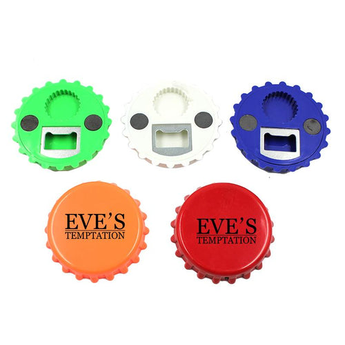Bottlecap Magnetic Bottle Opener