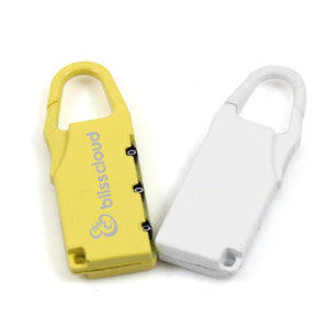 3-Digit Combination Luggage Lock (Cr-02B)