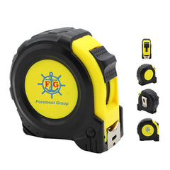 5m Tape Measure with Tyre Design