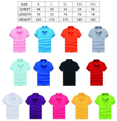Polyester Cotton Polo T Shirt