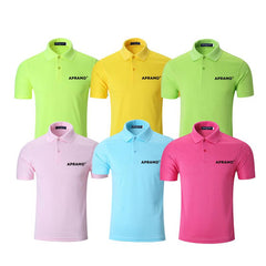 Quick-Dry Short-Sleeved Polo Shirt
