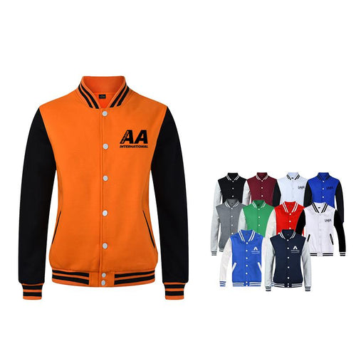 Cotton Baseball Jacket