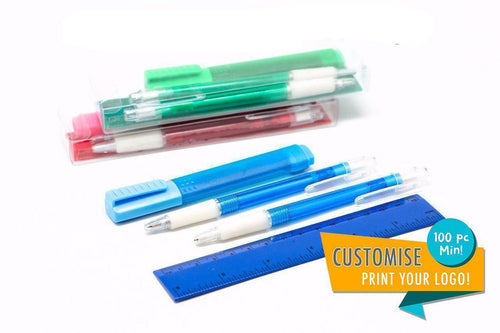 4-in-1 Stationery Set