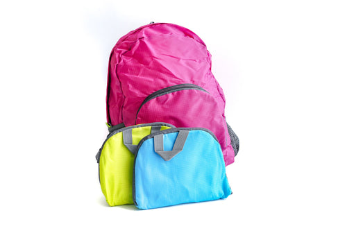 Foldable Travel Waterproof Backpack