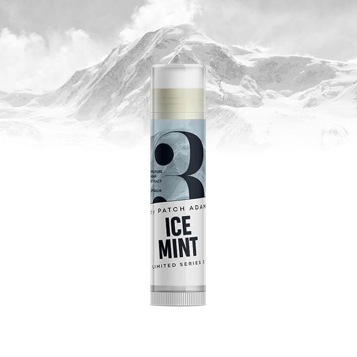 Ice Mint CBD Lip Balm
