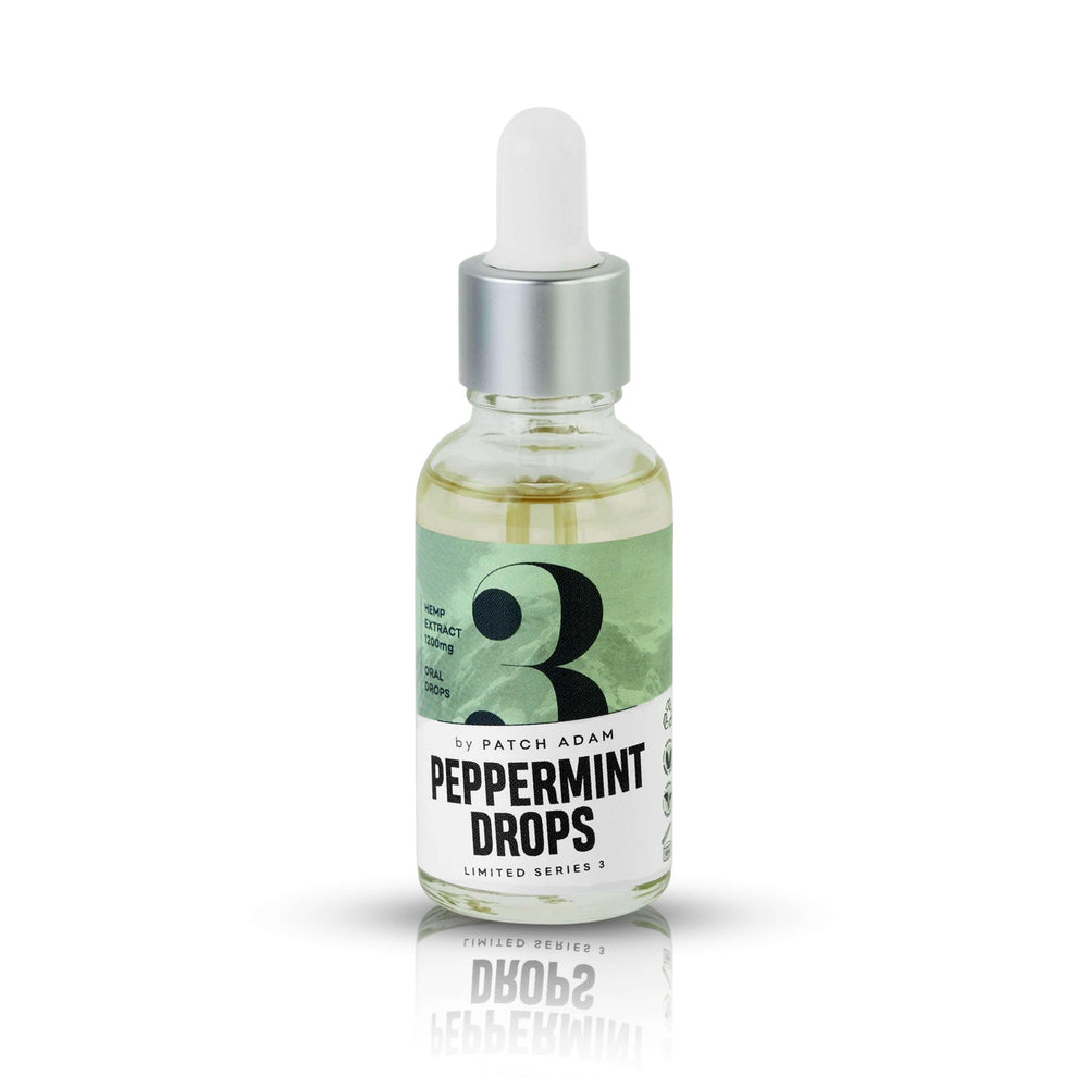 PEPPERMINT CBD DROPS