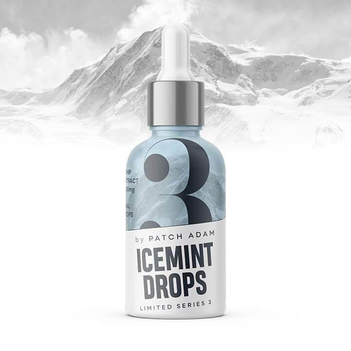 Mint CBD Oral Drop